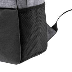 """Рюкзак для ноутбука 15"""" Terrex, серый меланж / черный фото"""