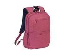 Рюкзак для ноутбука 15.6'' RIVACASE с внешним отделением, красный фото