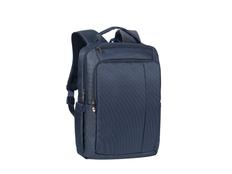 Рюкзак для ноутбука 15.6'' RIVACASE с внутренним отделением для планшета, синий фото