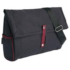 Рюкзак для ноутбука 2 в 1 Indivo twoFold, серый/ бордовый фото