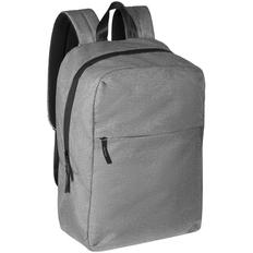 Рюкзак для ноутбука Burst Simplex, серый меланж фото