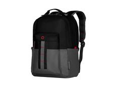 """Рюкзак Wenger Ero Pro с отделением для ноутбука 16"""", черный/ серый фото"""
