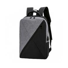 Рюкзак Hampton, черный / серый фото