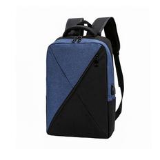 Рюкзак Hampton, синий / черный фото