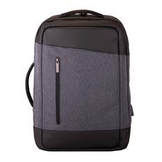 Рюкзак HEMMING, черный, серый фото