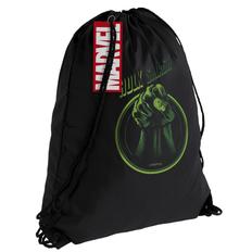 Рюкзак Hulk Smash, черный фото