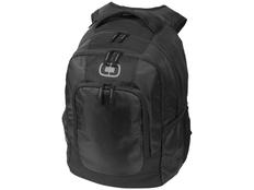 Рюкзак Logan для ноутбука 15.6'', черный фото