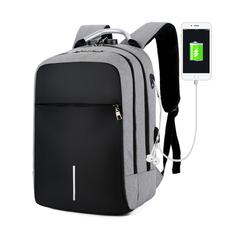 Рюкзак Madma, серый / черный фото