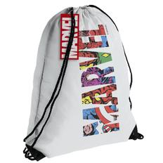 Рюкзак Marvel Avengers, белый фото
