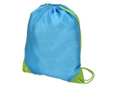 Рюкзак- мешок Clobber, голубой фото