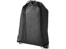 Рюкзак-мешок Evergreen, черный фото
