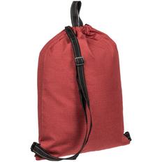 Рюкзак-мешок Molti Melango, красный фото