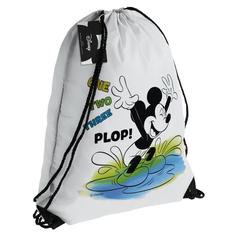 Рюкзак «Микки Маус. Plop», белый фото
