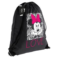 Рюкзак «Минни Маус. In Love», черный фото