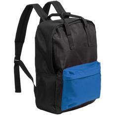 Рюкзак Niels, черный/ синий фото