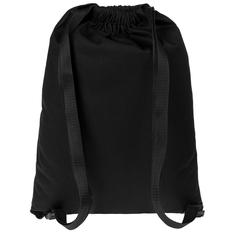 Рюкзак-мешок Nock на лямках, черный фото