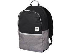 Рюкзак Oliver для ноутбука 15'', черный, серый фото