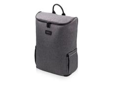 Рюкзак-органайзерводостойкий для ноутбука 15.6'' MarkoPolo, серый меланж фото