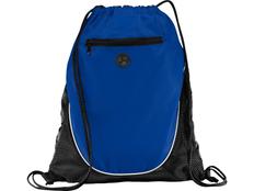 Рюкзак Peek, черный/ синий фото