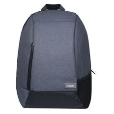 Рюкзак Portobello с защитой от карманников, Migliores, 440х365х130 мм, серый/бирюза фото