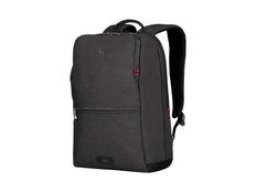 """Рюкзак с отделением для ноутбука 14"""" Wenger MX Reload, темно-серый меланж фото"""