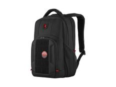 """Рюкзак с отделением для ноутбука 15.6"""" Wenger PlayerMode, черный фото"""