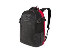 """Рюкзак с отделением для ноутбука 15"""" Swissgear, черный / красный фото"""