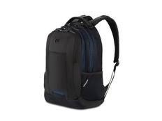 """Рюкзак с отделением для ноутбука 15"""" Swissgear, черный / темно-синий фото"""