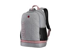 "Рюкзак с отделением для ноутбука 16"" Wenger Collegiate Quadma, серый фото"