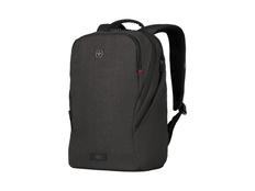 """Рюкзак с отделением для ноутбука 16"""" Wenger MX Light, темно-серый фото"""