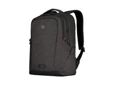 "Рюкзак с отделением для ноутбука 16"" Wenger MX Professional, серый меланж фото"