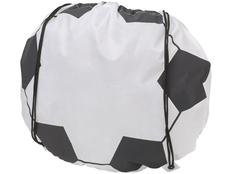 Рюкзак с принтом мяча, белый фото