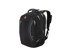 """Рюкзак с отделением для ноутбука 17"""" Scansmart Swissgear, черный фото"""