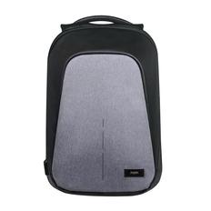 """Рюкзак для ноутбука 15,6"""" Portobello Stile, серый/ черный фото"""