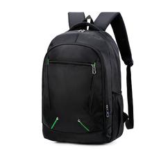 Рюкзак SWS Comfort, зеленый / черный фото