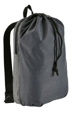 Рюкзак Uptown, черный меланж фото