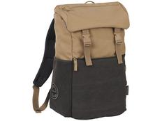 Рюкзак Venture для ноутбука 15'', черный, зеленый фото