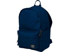 Рюкзак Vintage, синий, из переработанных материалов фото