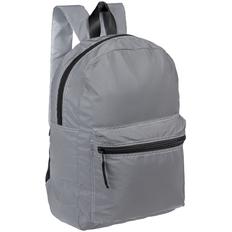 Рюкзак из светоотражающей ткани Manifest, серый фото