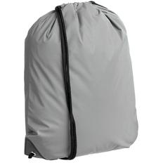 Рюкзак из светоотражающей ткани Molti Manifest, серый фото