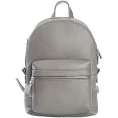 Рюкзак женский кожаный Alto, серый фото