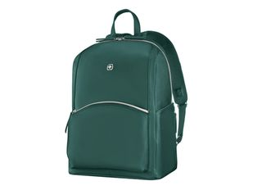 "Рюкзак женский для ноутбука 14"" Wenger LeaMarie, зеленый фото"