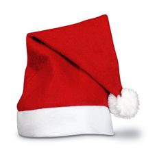 Колпак Рождественский, красный фото