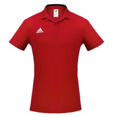 Рубашка поло мужская Adidas Condivo 18 Polo, красная фото
