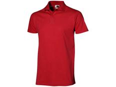 Рубашка поло First 2.0 мужская, красная фото
