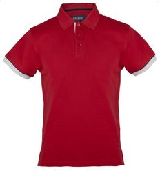 Рубашка поло мужская James Harvest Anderson, красная фото