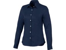 Рубашка женская Elevate Vaillant, синяя фото