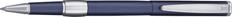 Ручка-роллер Senator Image Chrome, синяя/ серебристая фото