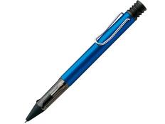 Ручка металлическая шариковая Al-star, синяя фото