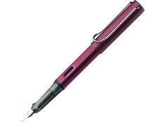 Ручка перьевая Al-star, фиолетовая фото